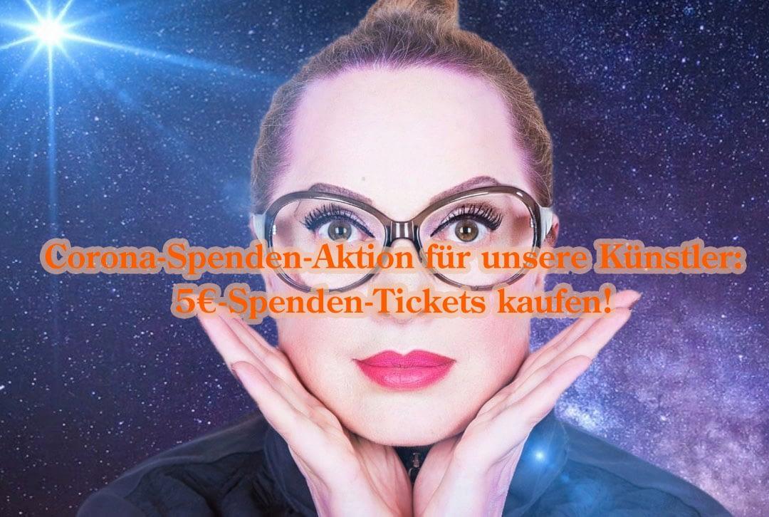 Spenden - Annette Artrus