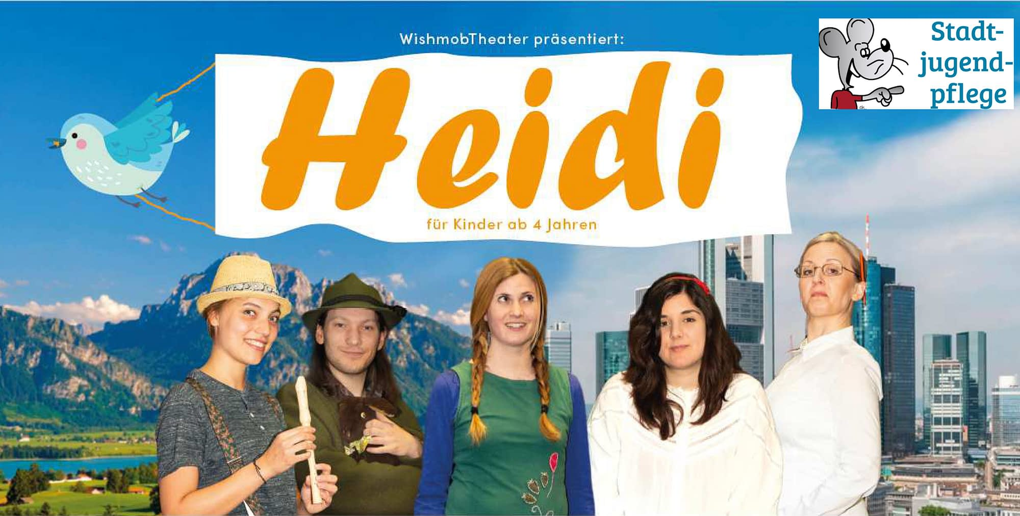Heidi - Wishmob Theater